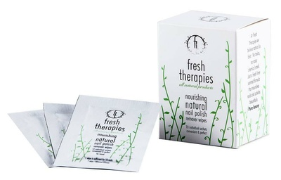 Fresh Therapies Sachet Wipes Box