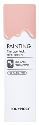 Tonymoly Painting Therapy SOS Care Pink Color Clay