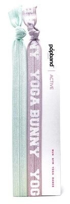 Popband ACTIVE Yoga Bunny Headbands