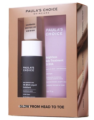 Paula's Choice Giftbox 2% BHA for Face and Body