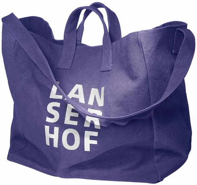 Lanserhof Shopping & Beach Bag