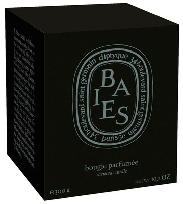 Diptyque Black Candle Baies
