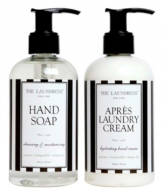 The Laundress The Laundress Hand Cream and Hand Wash Pack