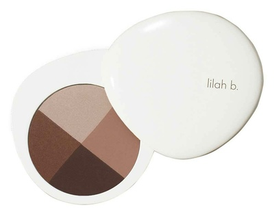 Lilah B. Palette Perfection Eye Quad b. envied