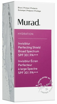 Murad Hydration Invisiblur Perfecting Shield Broad Spectrum Spf 30 | Pa+++