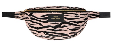 Wouf Soft Tiger Waist Bag