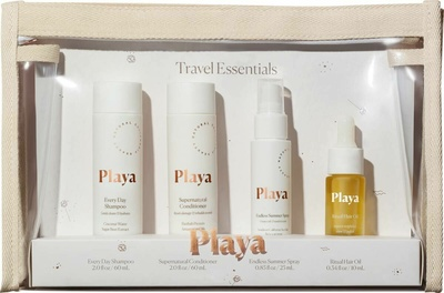 Playa Travel Essentials