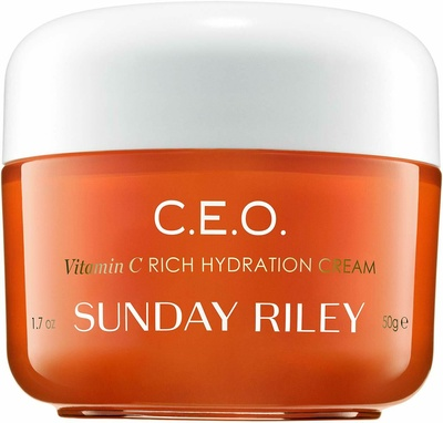 Sunday Riley C.E.O. C + E antiOXIDANT Protect + Repair Moisturizer 50 g
