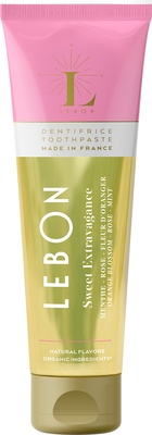 Lebon Rose - Orange Blossom - Mint 75 ml