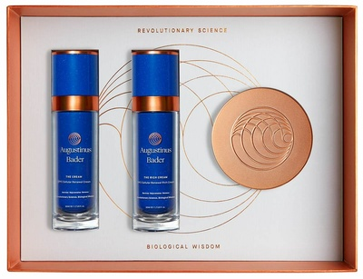 Augustinus Bader Holiday Face & Body Trio - The Rich Cream, The Cream & Body Cream
