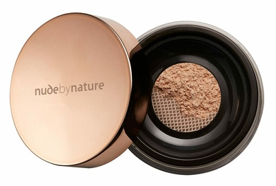 Nude By Nature Radiant Loose Powder Foundation N4 Silky Beige