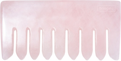 Briogeo Rose Quartz Comb