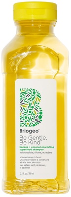 Briogeo Be Gentle, Be Kind Banana + Coconut Nourishing Superfood Shampoo
