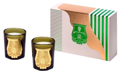 Cire Trudon Imperial Duo 2 Travel Candle