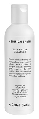 Heinrich Barth Hair & Body Cleanser