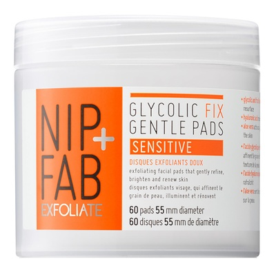 Nip + Fab Glycolic Fix Sensitive Pads
