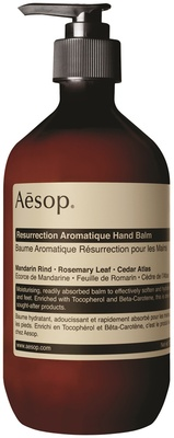 Aesop Resurrection Aromatique Hand Balm 500 ml