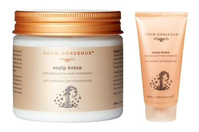 Grow Gorgeous Scalp Detox Set