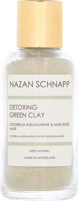 Nazan Schnapp Detoxing Green Clay