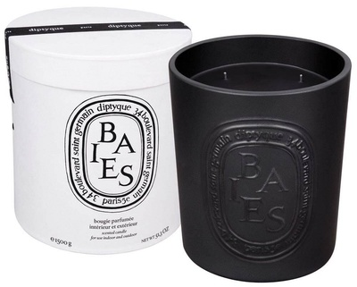 Diptyque Giant Candle Baies