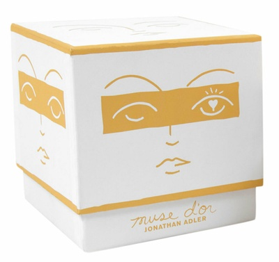 Jonathan Adler Muse Candle D'or