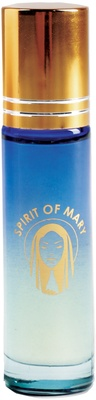 Spirit of Mary Blessing Oil Roll-on blue