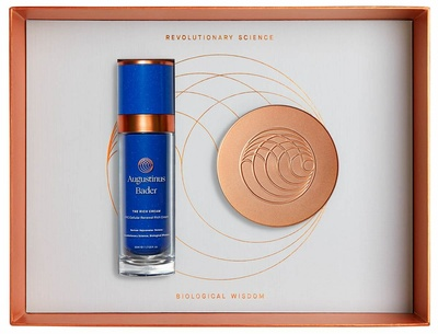 Augustinus Bader Holiday Face & Body Duo - The Rich Cream & Body Cream