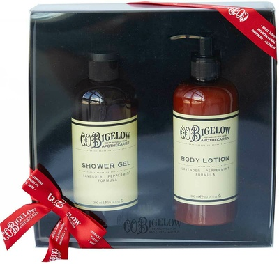 C.O. Bigelow Lavender Peppermint Body Care Gift Set