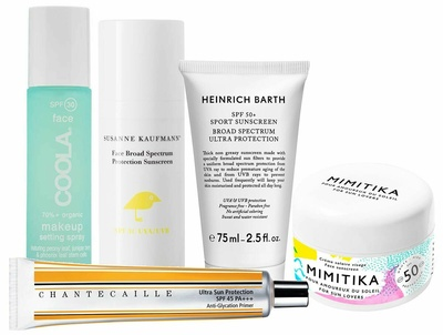 NICHE BEAUTY SPF Kit