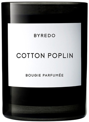 Byredo Cotton Poplin Candle 240 g