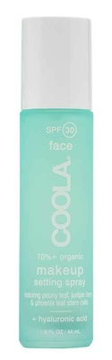Coola® Makeup Setting Spray SPF 30 Green Tea/Aloe
