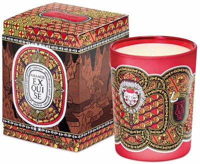 diptyque Candle Amande Exquise