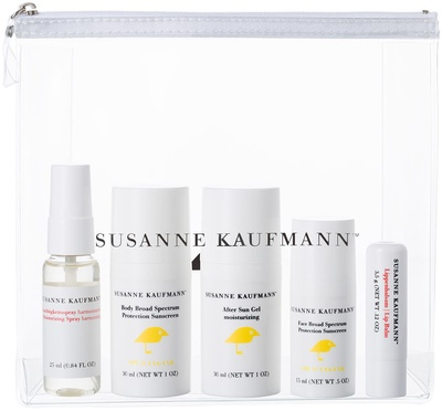 Susanne Kaufmann Travel Kit Sun