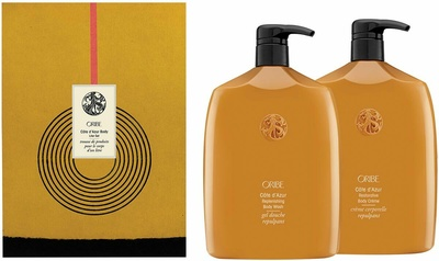 Oribe Liter Body Wash und Body Cream Set