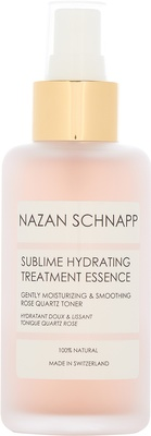 Nazan Schnapp Sublime Hydrating Treatment Essence Gently Moisturizing & Smoothing Rose Quartz
