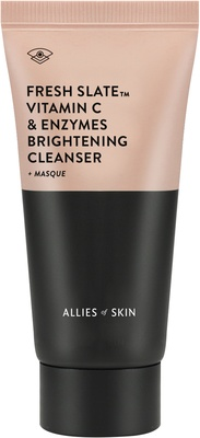 Allies Of Skin Fresh Slate Vitamin C & Enzymes Brightening Cleanser + Masque