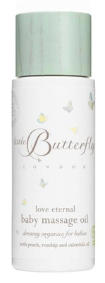 Little Butterfly London Fall into Dreams - Mother & Baby Massage Oil