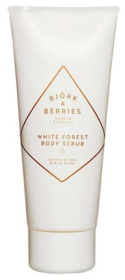 Björk & Berries White Forest Body Scrub