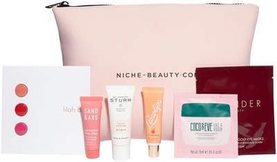 NICHE BEAUTY Blogger Essentials Bag