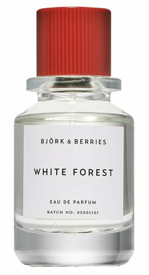 Björk & Berries White Forest Eau de Parfum 50 ml