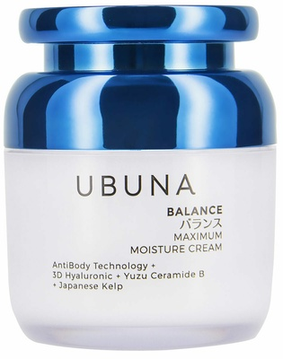 Ubuna Balance Maximum Moisture Cream