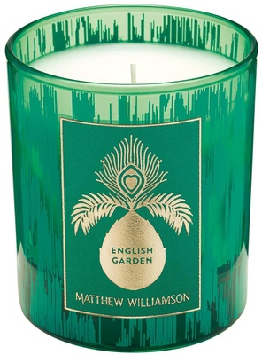 Matthew Williamson English Garden Candle