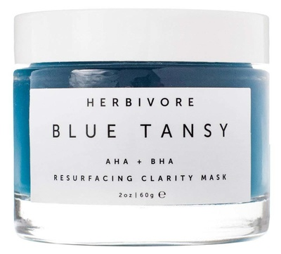 Herbivore Blue Tansy Resurfacing Mask