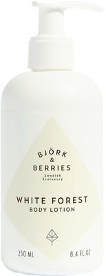 Björk & Berries White Forest Body Lotion