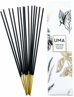 Uma Oils Pure Bliss Wellness Incense