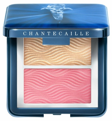 Chantecaille Radiance Chic: Cheek and Highlighter Duo Rose