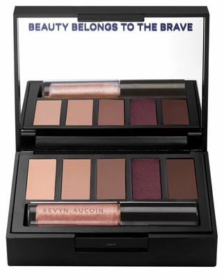 Kevyn Aucoin The Emphasize Eye Design Palette As Seen In