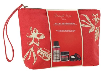 Christophe Robin Regenerating Travel Kit