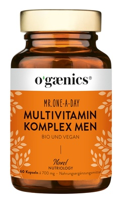 Ogaenics MR. ONE-A-DAY Multivitamin Men