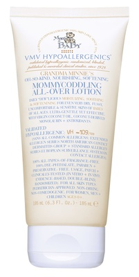 VMV Hypoallergenics Grandma Minnie's Oh-So-Kind Nourishing, Softening Mommycoddling All-over Lotion